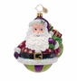 Christopher Radko Glitterbug Gent Ornament