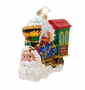 Christopher Radko Choo Choo Claus Ornament