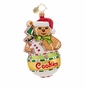 Christopher Radko Cookie Jar Jams Ornament