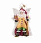 Christopher Radko Sugar Plum Wings Ornament