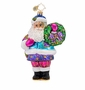 Christopher Radko Jazzy Gent Ornament