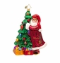 Christopher Radko Claus Family Favorites Ornament