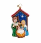 Christopher Radko Blessed Birth Ornament