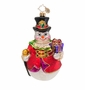 Christopher Radko Winston Ornament