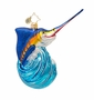 Christopher Radko Magnificant Marlin Ornament