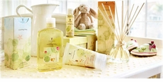Thymes Sweetleaf Baby Collection