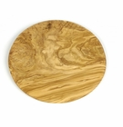 Berard Olive Wood Round Cutting Board