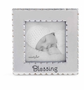 Mud Pie Blessing Photo Frame
