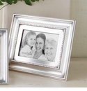 Mud Pie Antique Pewter 5X7 Photo Frame