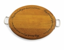 Mud Pie Oblong Cutting Board