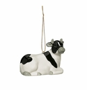 Andrea by Sadek Cow Ornament