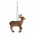 Andrea by Sadek Deer Ornament