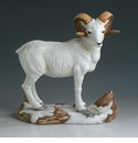 Andrea by Sadek Dall Sheep Porcelain Figurine