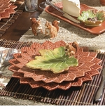 Majolica Tableware - J. Willfred Ceramics
