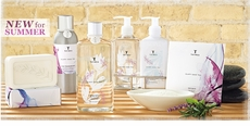 Thymes Clary Sage Tea Bath & Body Collection