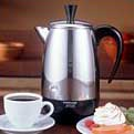 Salton FCP280 Farberware 8-Cup Stainless Steel Percolator