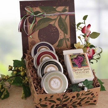 Wine Country Sampler Gift Box