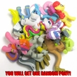 My Little Pony Friendship is Magic Single RANDOM 2 Inch PVC Figure