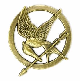 NECA The Hunger Games Prop Replica Mockingjay Pin Hot!