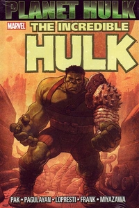 Incredible HulkTrade Paperbacks and Hardcovers