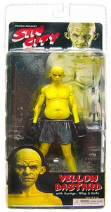 NECA Sin City Movie Series 1 Action Figure Yellow Bastard (Nick Stahl)