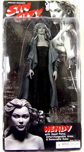 NECA Sin City Movie Series 2 Action Figure Wendy