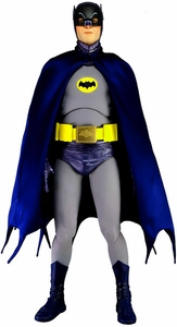 NECA Batman 1/4 Scale Action Figure Adam West Batman [1964] New!