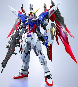 Gundam SEED Destiny Metal Build 1/100 Scale Deluxe Action FIgure Desitny Gundam Pre-Order ships January