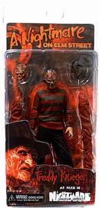 NECA Nightmare on Elm Street 7 Inch Series 1 Action Figure Freddy Krueger [Original]