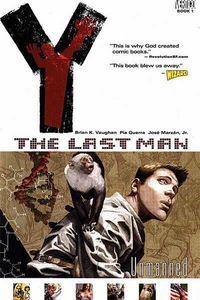 Vertigo Y the Last ManTrade Paperbacks and Hardcovers