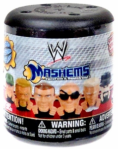 WWE Wrestling Mash'ems Squishy Mini Figure Pack [1 Random Figure] New!