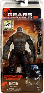 NECA Gears of War 2009 SDCC San Diego Comic-Con Exclusive Action Figure Lambent Locust Grenadier