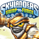 New Skylanders Swap Force Figures!