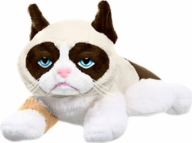 Grumpy Cat Ganz 8 Inch Plush Grumpy Cat [Laying Down] New!