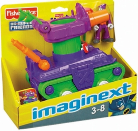 Imaginext DC Super Friends The Joker Tank