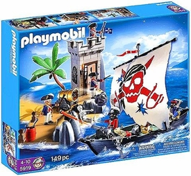Playmobil Pirates Set #5919 Pirate Bastion
