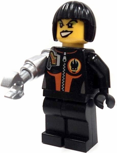 LEGO AGENTS LOOSE Figure Agent Claw Dette