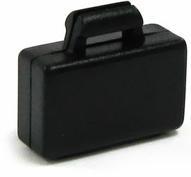 LEGO City LOOSE Accessory Black Briefcase