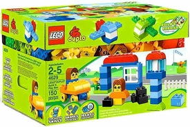 LEGO DUPLO Set #4629 Build & Play Box