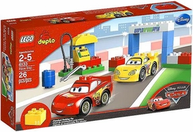 LEGO DUPLO Disney Cars Exclusive Set #6133 Race Day