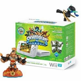 Skylanders SWAP FORCE Nintendo Wii U Limited Edition Basic Set