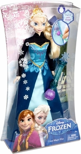Disney Frozen 11 Inch Doll Color Magic Elsa