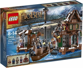 LEGO Hobbit Set #79013 Lake-Town Chase