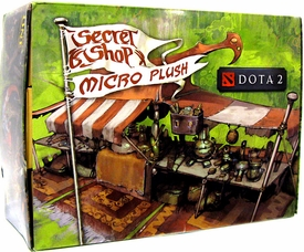 Dota 2 Micro Plush Series 1 Mystery Box [12 Packs]