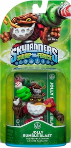 Skylanders SWAP FORCE Figure Jolly Bumble Blast