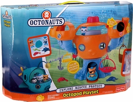 Fisher Price Octonauts Figure & Playset Octopod