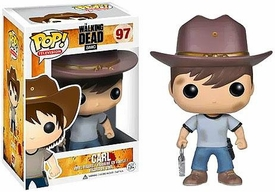 Funko POP! Walking Dead Vinyl Figure Carl New!