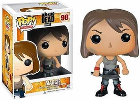 Funko POP! Walking Dead Vinyl Figure Maggie New!
