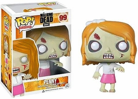 Funko POP! Walking Dead Vinyl Figure Penny New!