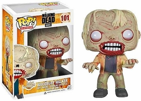 Funko POP! Walking Dead Vinyl Figure Woodbury Walker New!